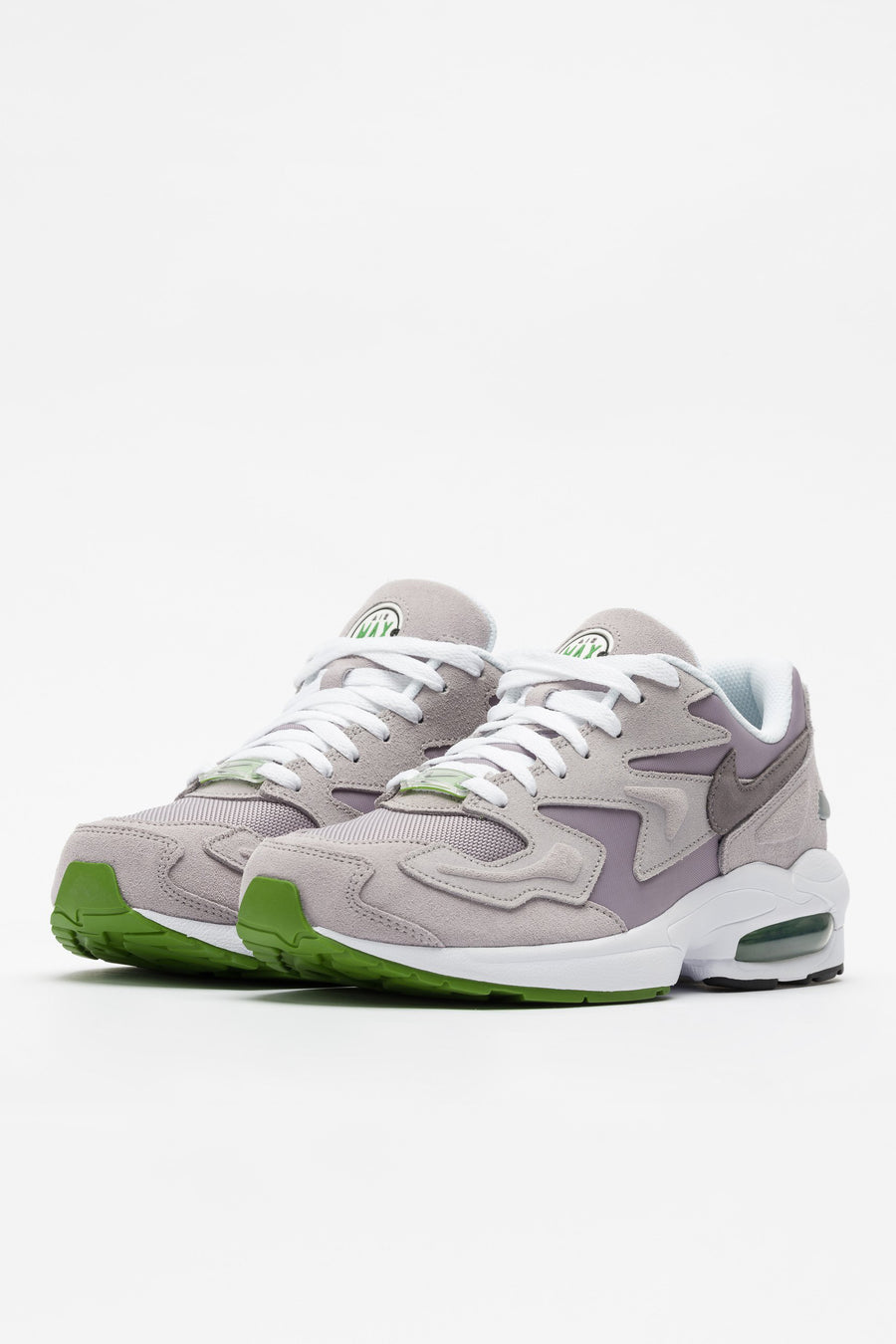 Nike Air Max2 Light LX in Atmosphere Grey - Notre