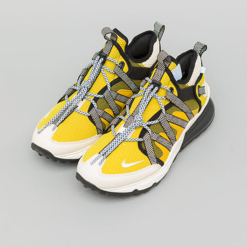 Nike Air Max 270 Bowfin in Dark Citron/Light Cream - Notre