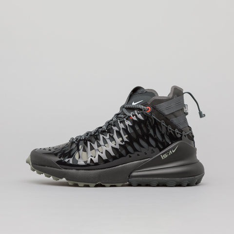 Nike Air Max 270 ISPA in Black/Anthracite - Notre