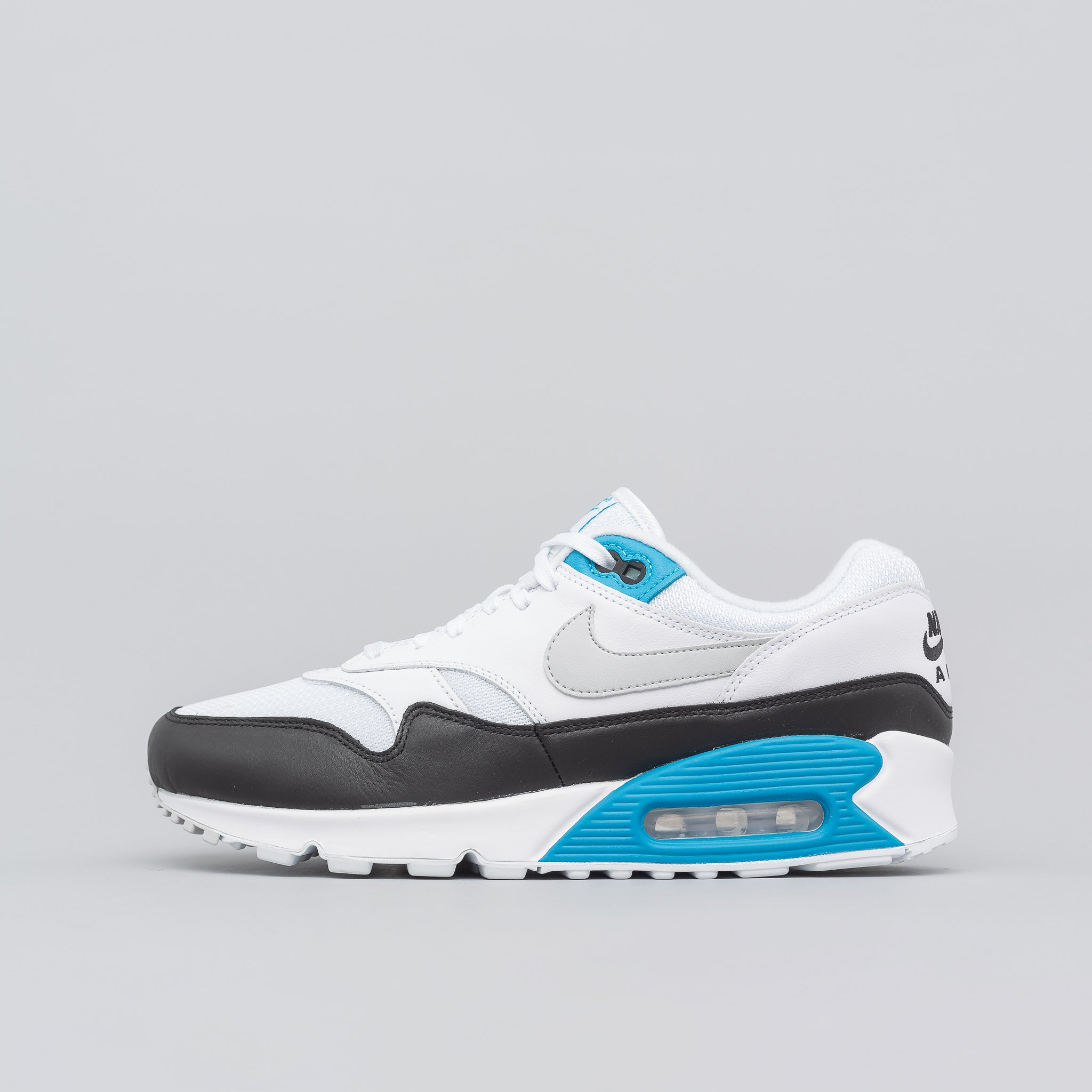 Air Max 90/1 in White/Grey