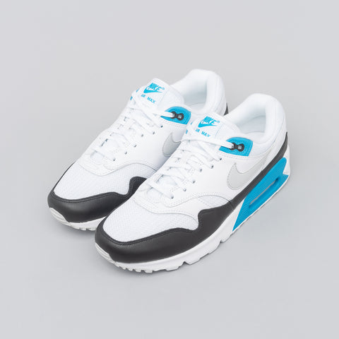 Nike Air Max 90/1 in White/Grey - Notre