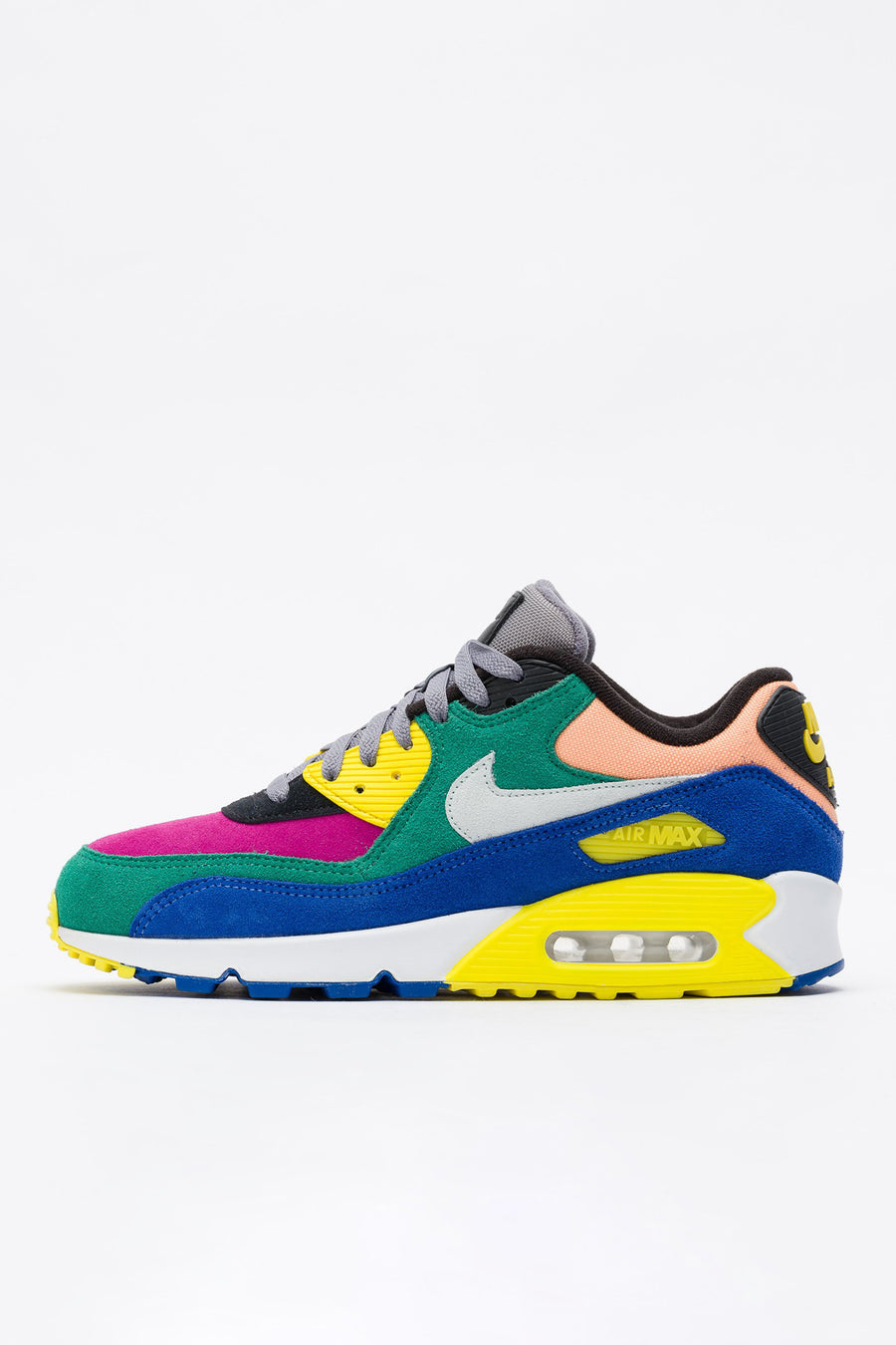 sale retailer 4a032 af4bb Air Max 90 QS in Lucid Green/Grey