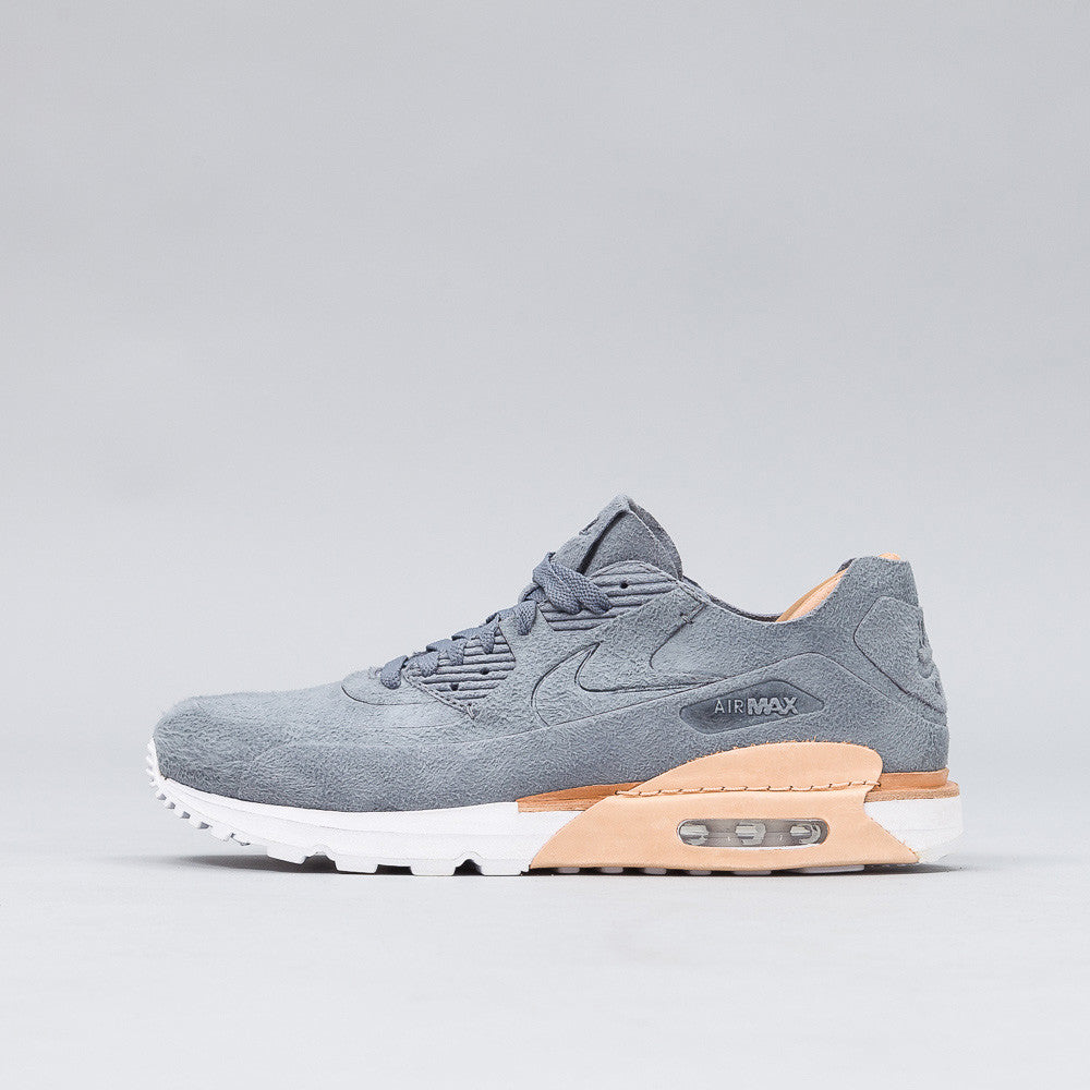 Nike - Nikelab Air Max 90 Royal in Grey - Notre - 1