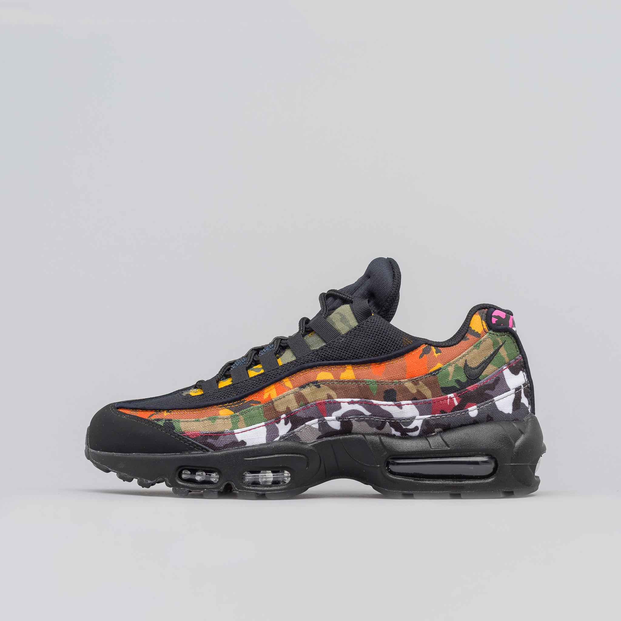Air Max 95 ERDL Party in Black Camo