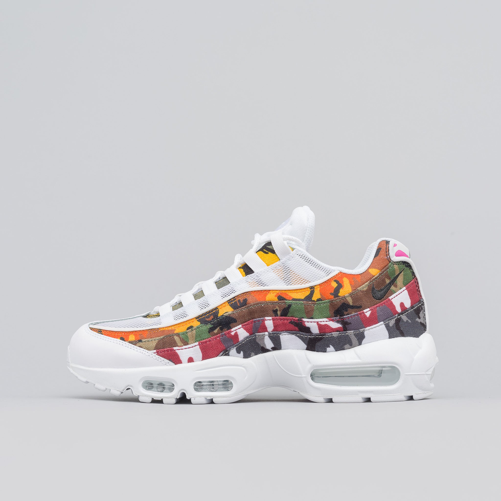 Air Max 95 ERDL Party in White Camo
