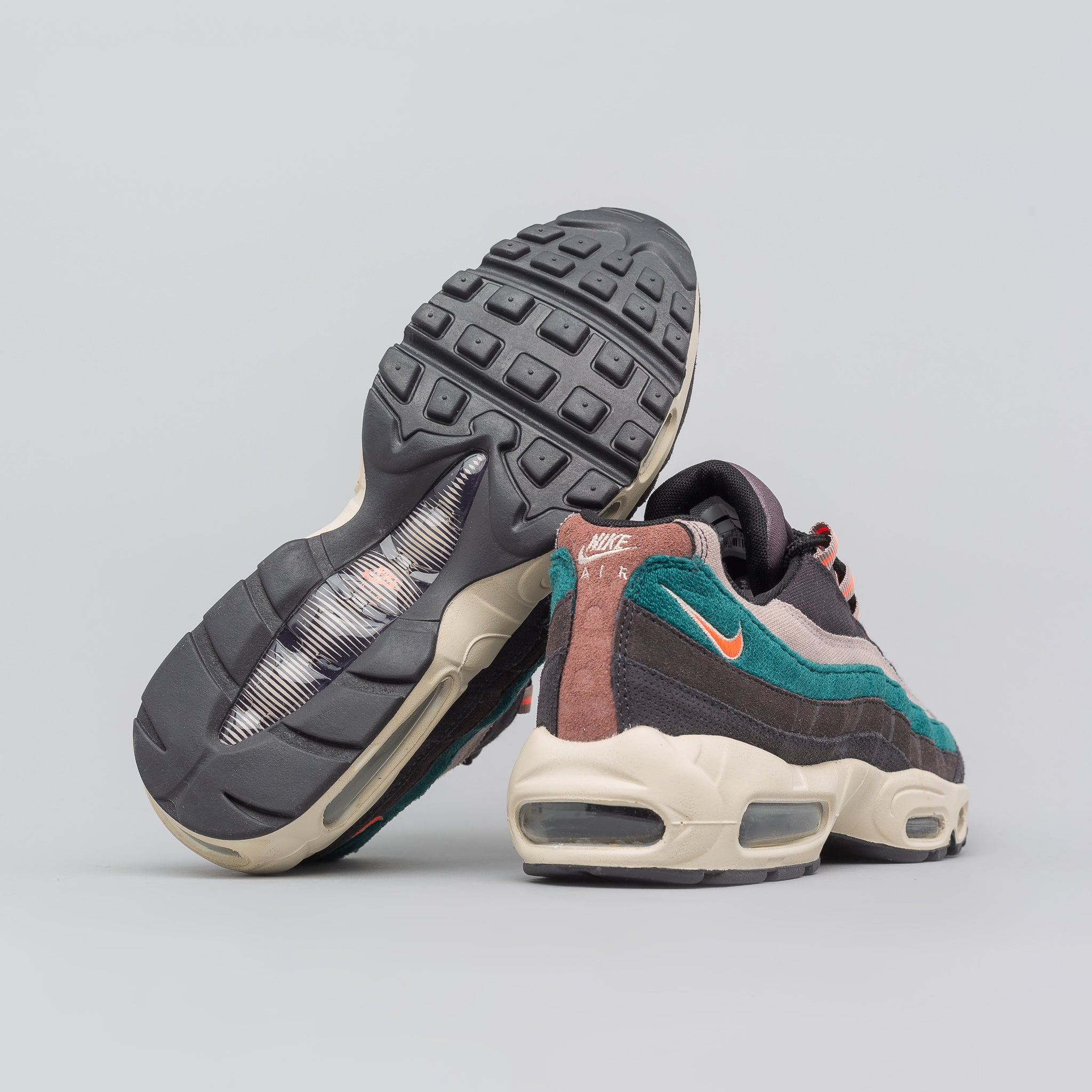 huge selection of 293a7 651b8 ... order air max 95 prm in oil grey mango 8a7a1 2f88e