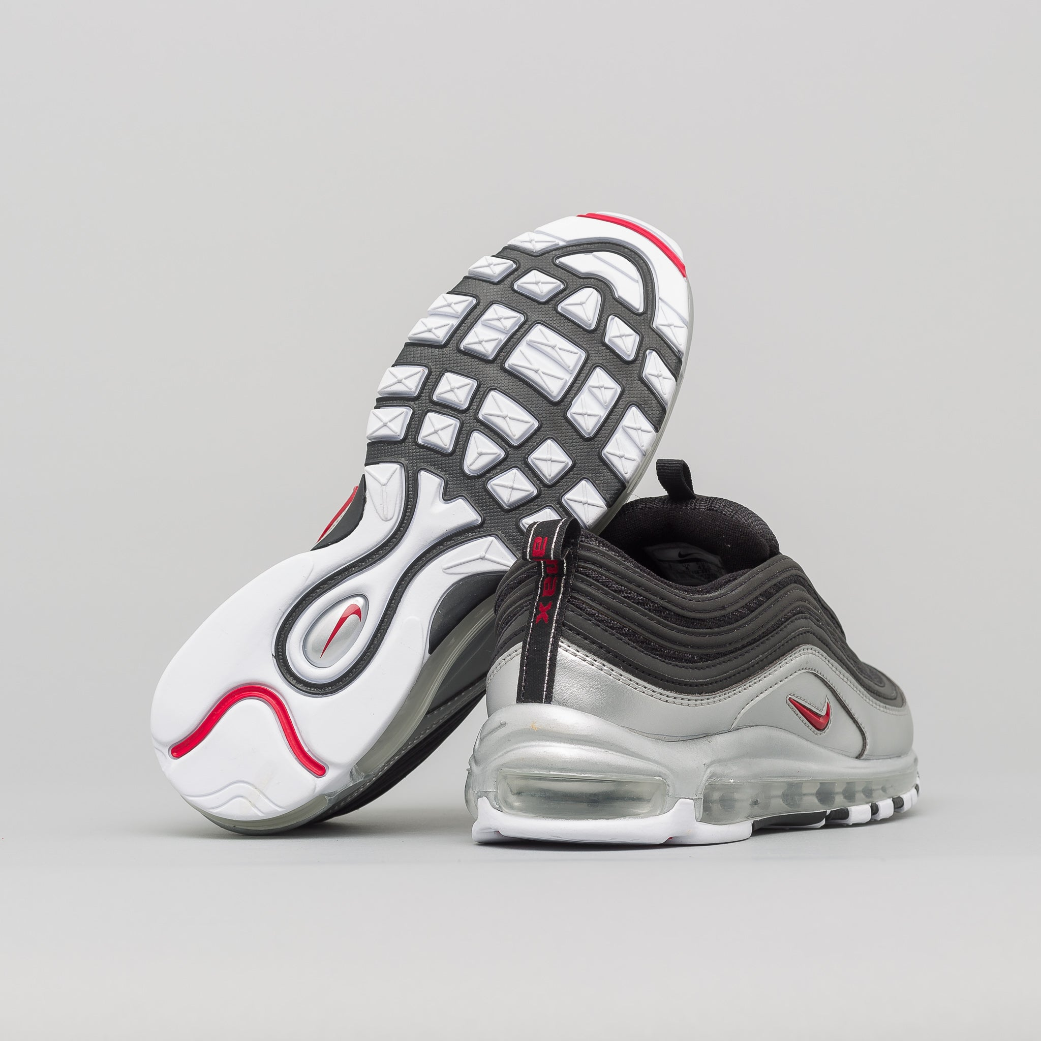 Air Max 97 QS in Black/Silver
