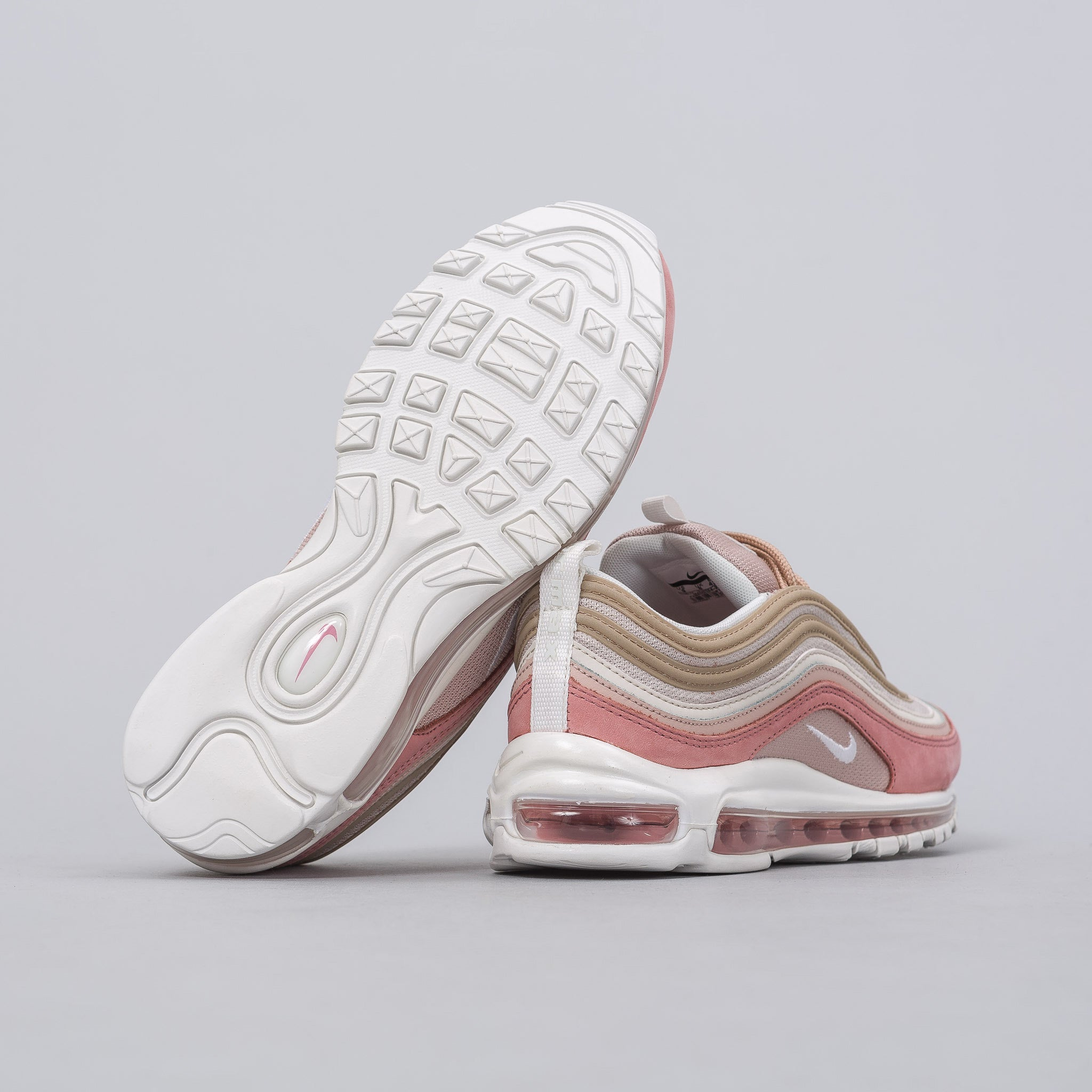size 40 c62e5 b83e8 ... Max 97 Premium in Particle BeigeSummit WhiteRush Pink. air max 90  sneakerboot on feet order nike air presto mens shoes official store uk  northernbass ...