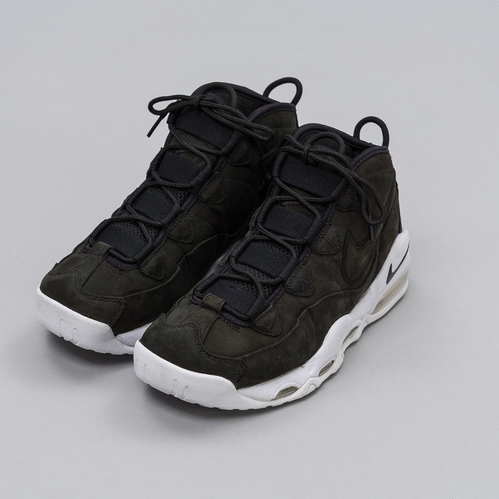 Nike Air Max Uptempo in Black - Notre
