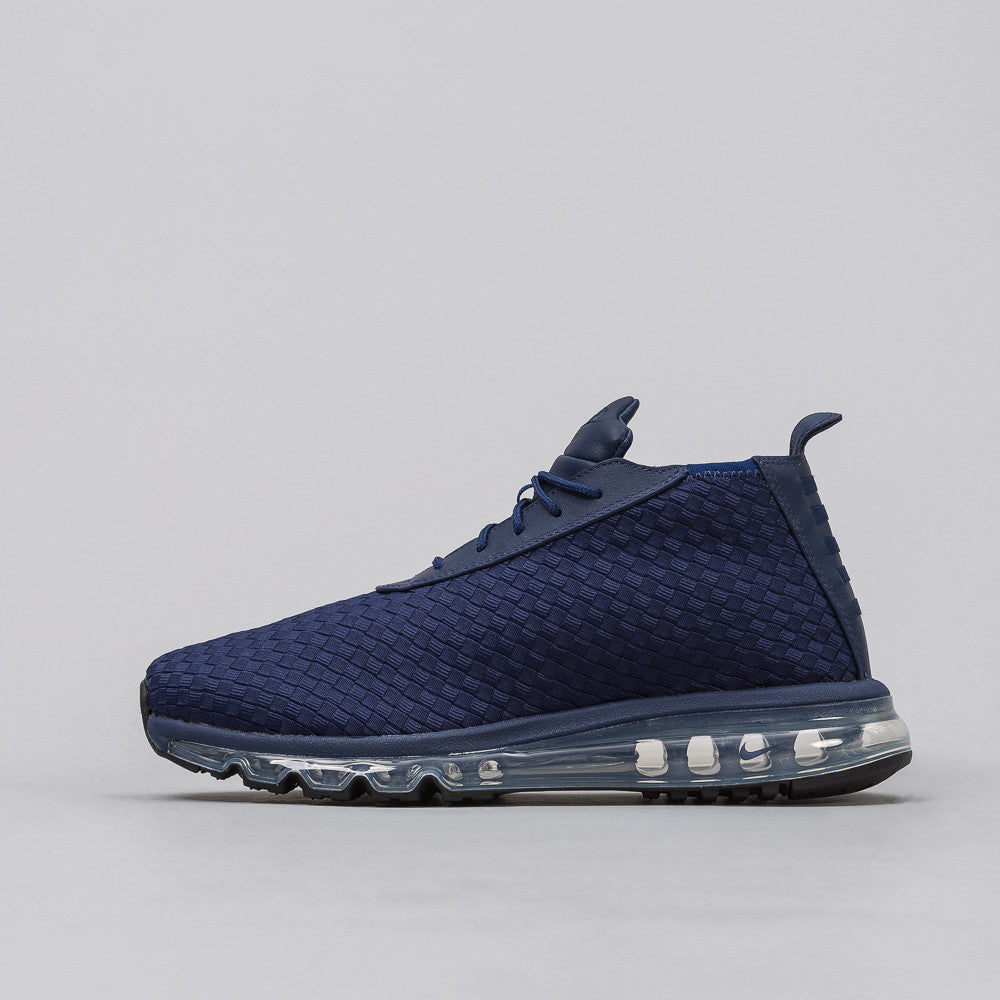 Nike Air Max Woven Boot in Midnight Navy - Notre