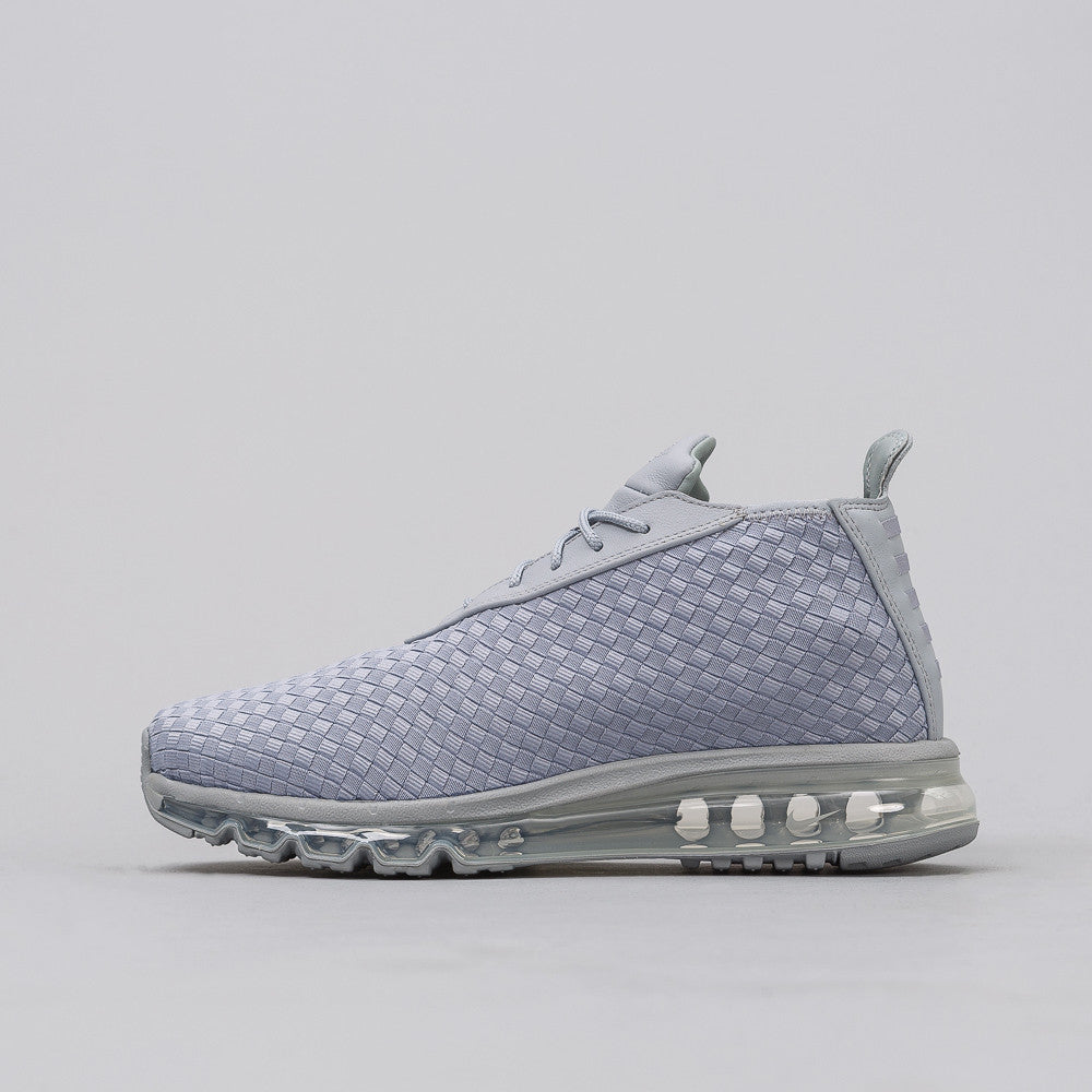 Air Max Woven Boot in Wolf Grey