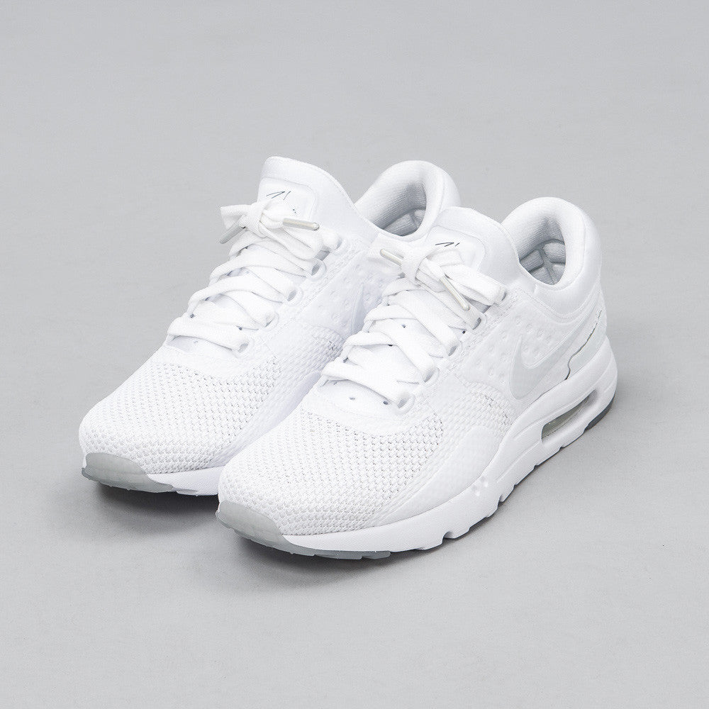 Nike Air Max Zero QS in White 789695-002