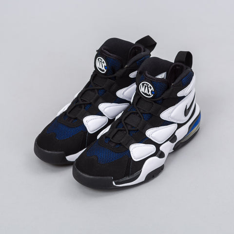 Nike Air Max2 Uptempo '94 White/Black-Royal Blue-Lemon Twist - Notre