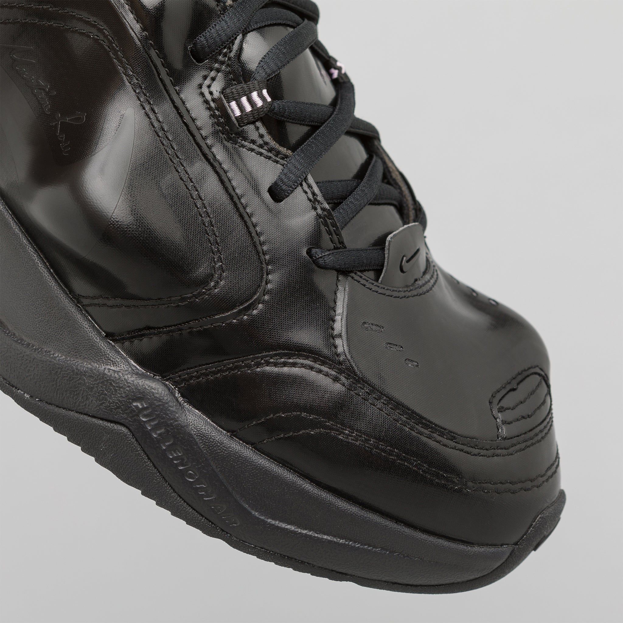x Martine Rose Air Monarch IV in Black