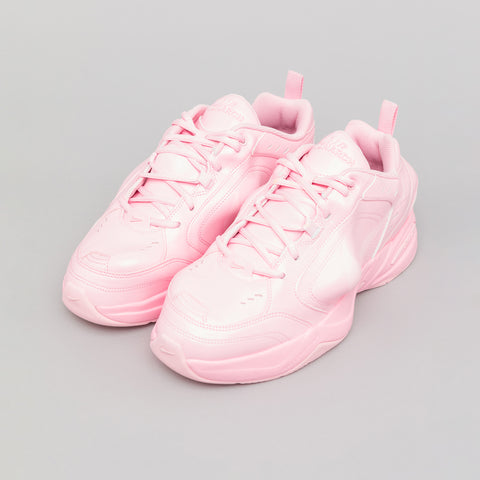 NikeLab x Martine Rose Air Monarch IV in Soft Pink - Notre