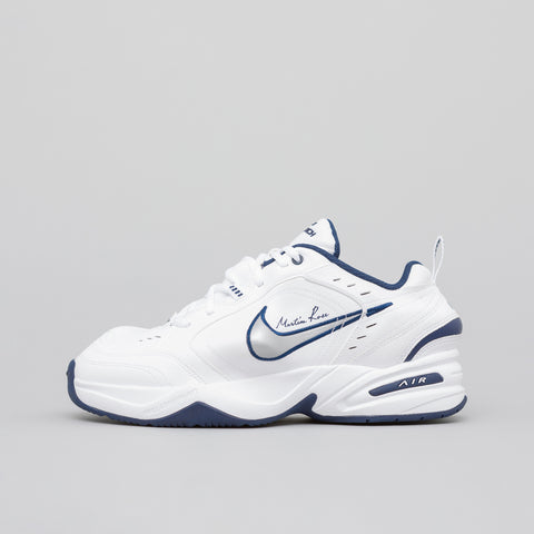 NikeLab x Martine Rose Air Monarch IV in White - Notre