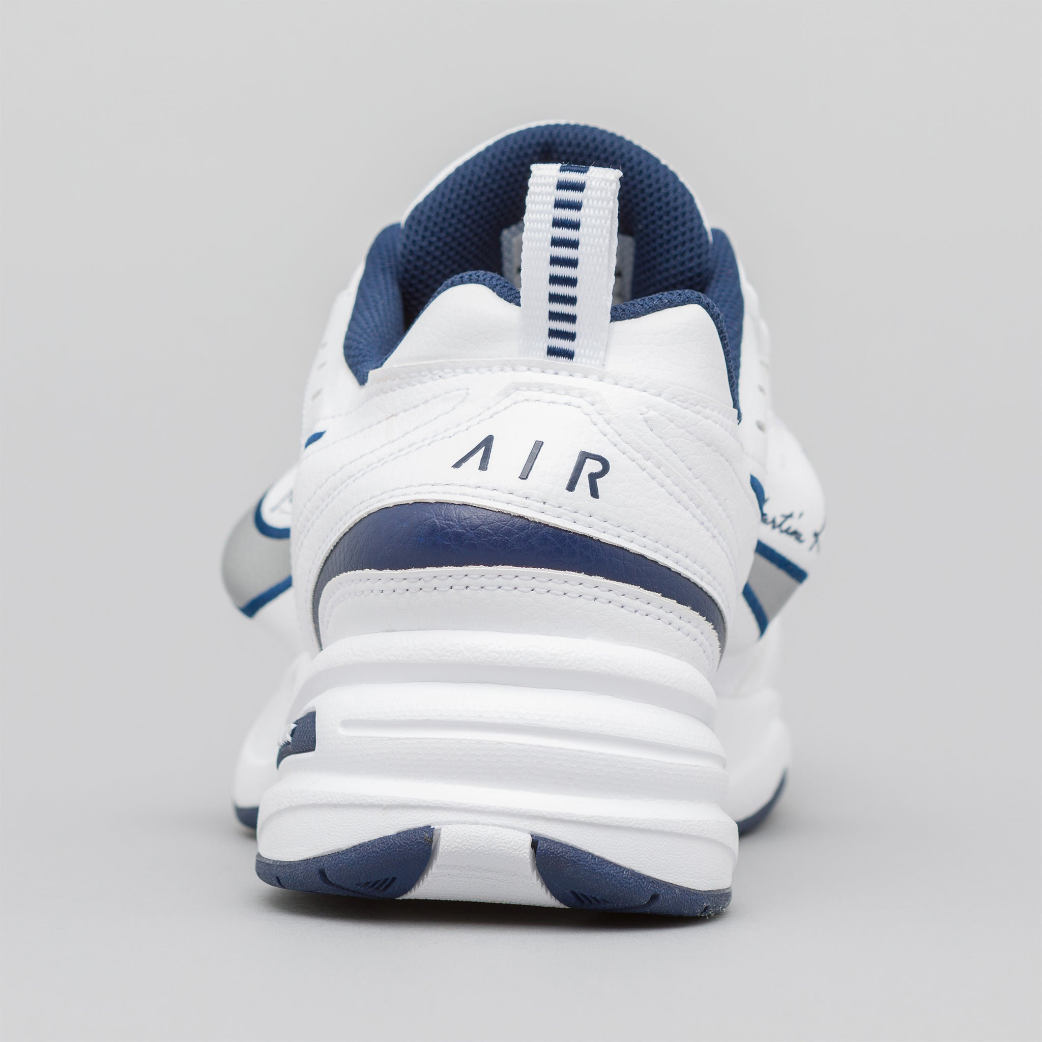 x Martine Rose Air Monarch IV in White