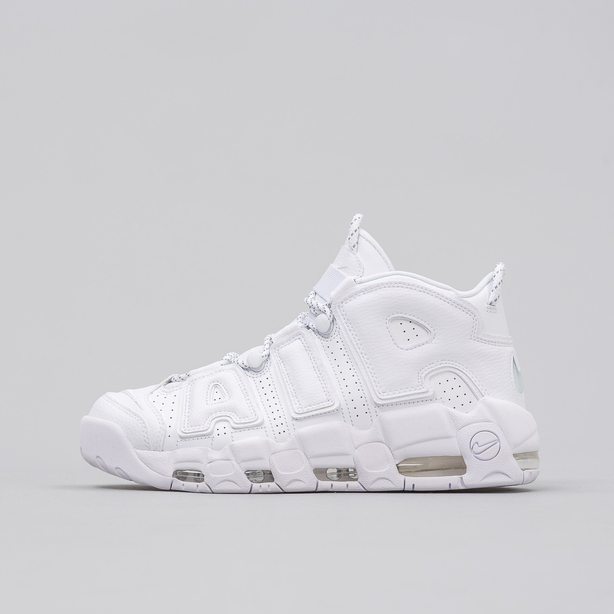 Air More Uptempo '96 in White