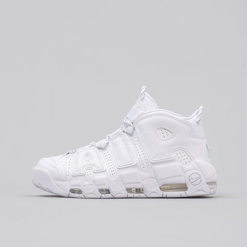 Nike Air More Uptempo '96 in White - Notre