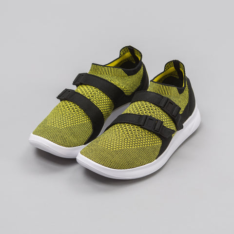 Nike Air Sockracer Ultra Flyknit in Yellow/Black - Notre