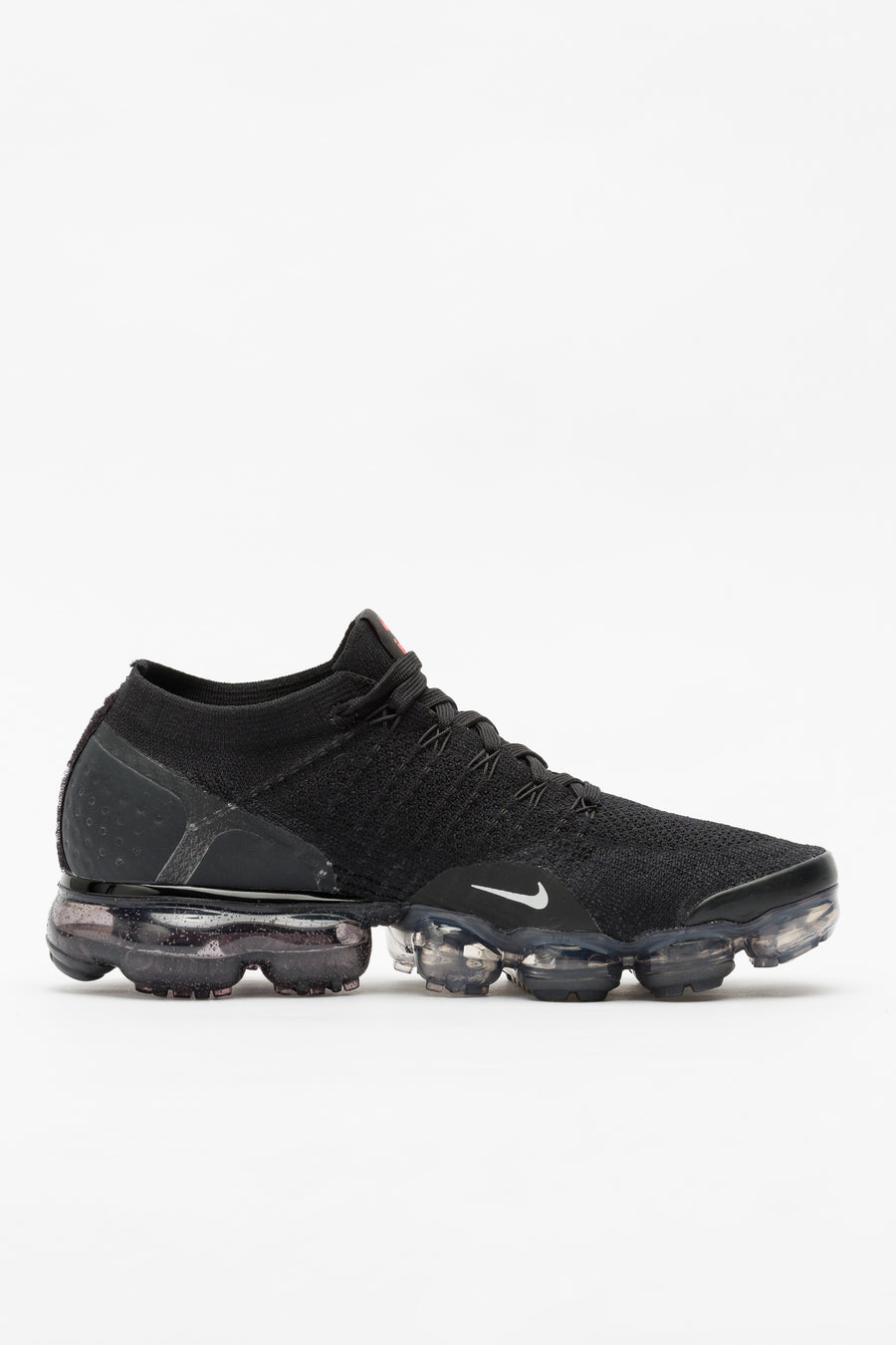 performance sportswear high quality outlet on sale Air VaporMax FlyKnit Gaiter ISPA in Metallic Silver/Black