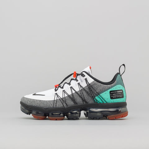 Nike Air Vapormax Run Utility NRG in White/Black/Tropical Twist - Notre