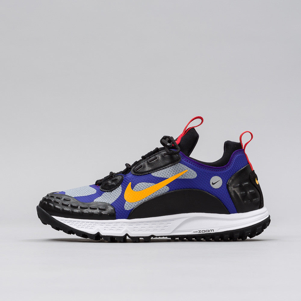 Nike Air Zoom Albis '16 in Black/Yellow/Concord - Notre 1
