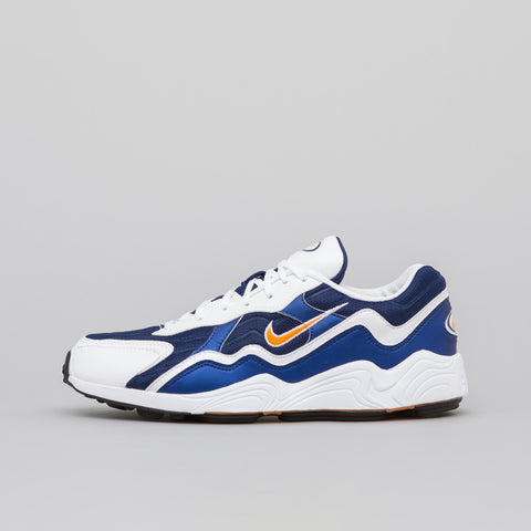 Nike Air Zoom Alpha in Binary Blue/Carotene White Black - Notre
