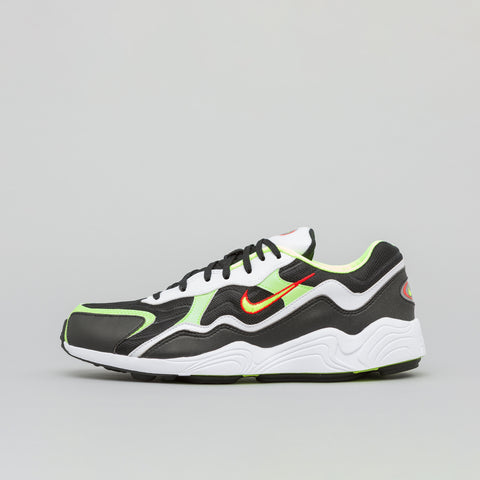 Nike Air Zoom Alpha in Black/Volt-Habanero Red White - Notre