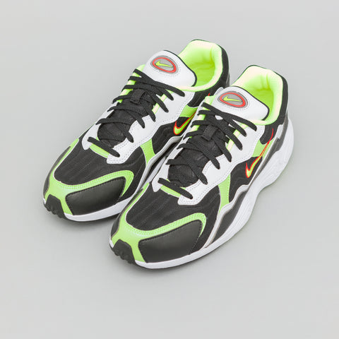 san francisco 365b3 36370 ... Nike Air Zoom Alpha in Black Volt-Habanero Red White - Notre