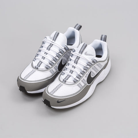 Nike NikeLab Air Zoom Spiridon in White/Black - Notre