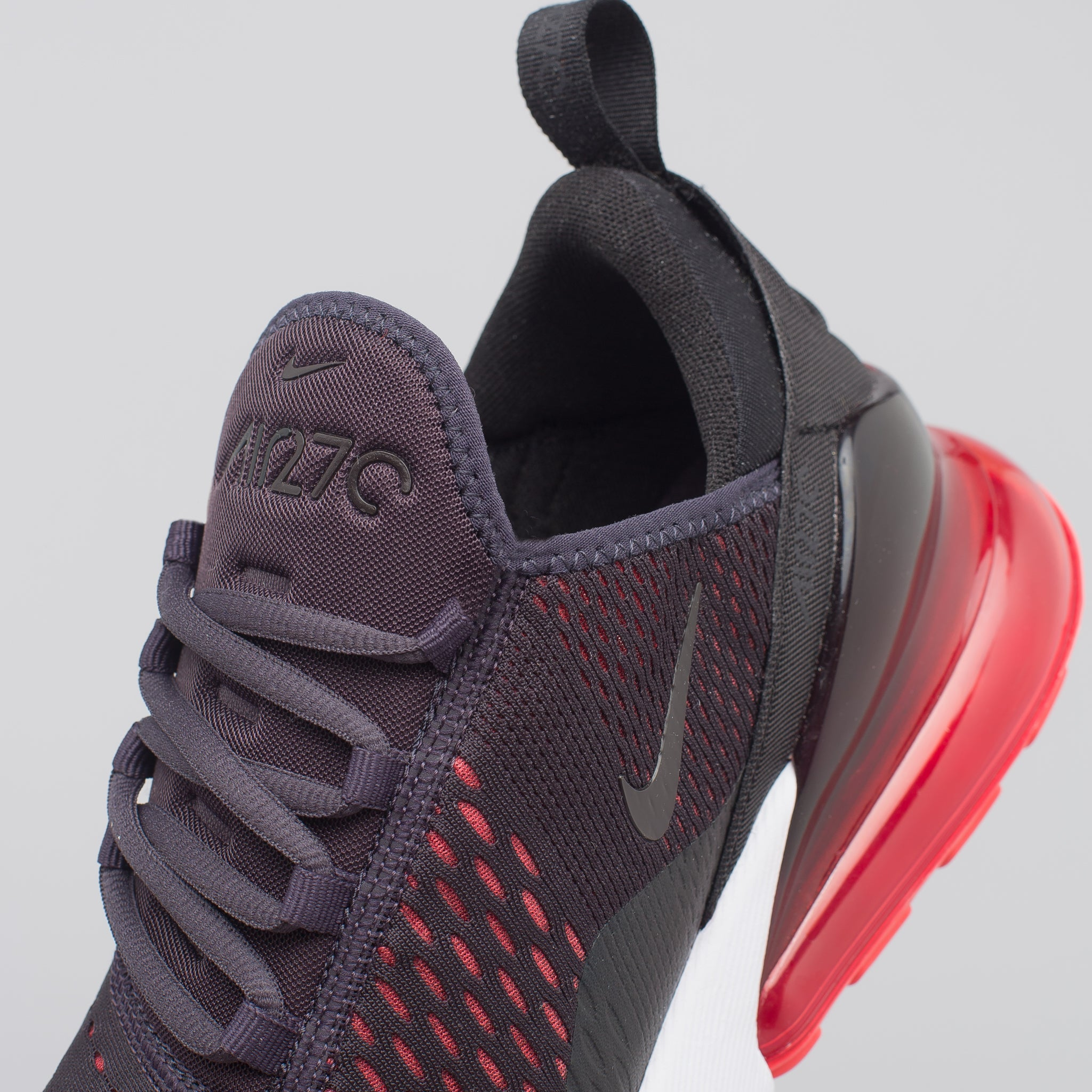 5a99270df6940 Nike Air Max 270 in Oil Grey Habanero