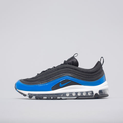 Nike Air Max 97 in Black/Nebula Blue - Notre
