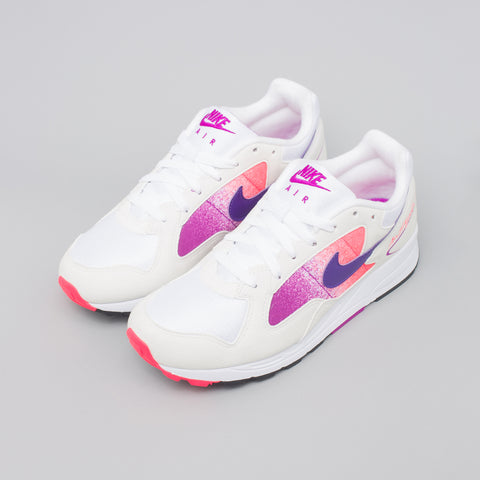 Nike Air Skylon II in White/Court Purple - Notre
