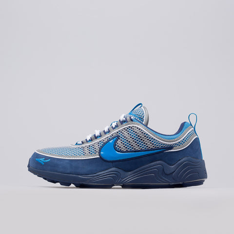 Nike x Stash Air Zoom Spiridon '16 in Harbor Blue - Notre