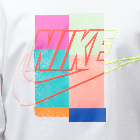 Nike x Atmos Long Sleeve T-Shirt in White - Notre