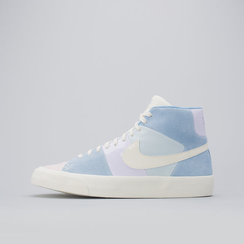 Nike Blazer Royale Easter QS in Pink/Sail/Blue - Notre