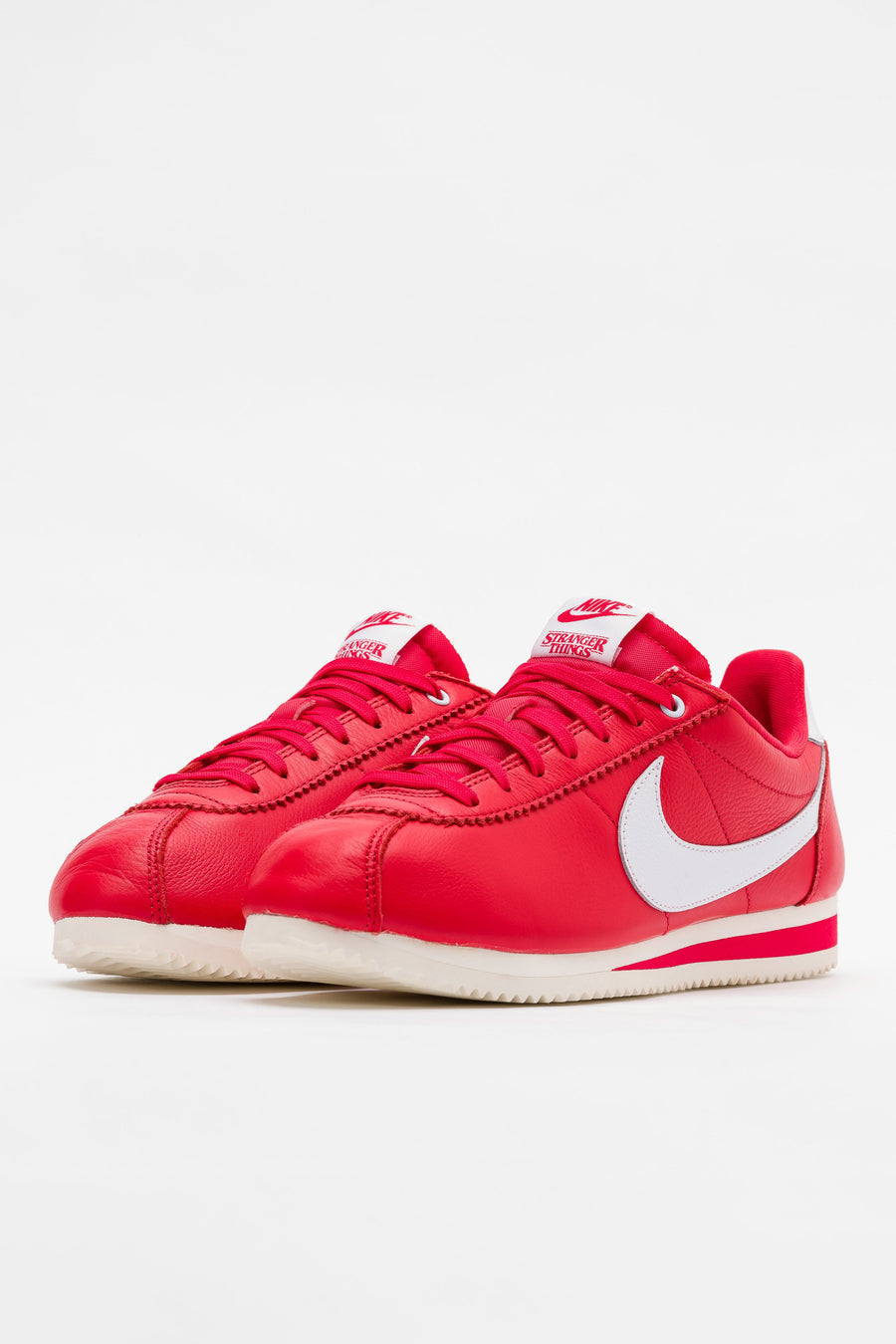 Nike Stranger Things Classic Cortez (4th of July) in Red/White - Notre