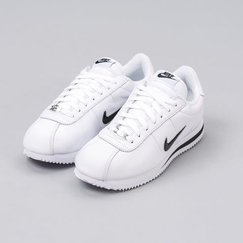 Nike Tier Zero Cortez Jewel QS in White/Black - Notre