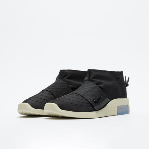 Nike Fear of God Moccasin in Black/Fossil - Notre