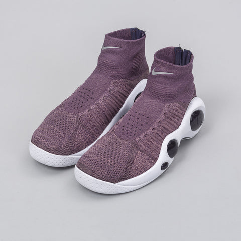 Nike Flight Bonafide in Taupe Grey / Dark Raisin - Notre