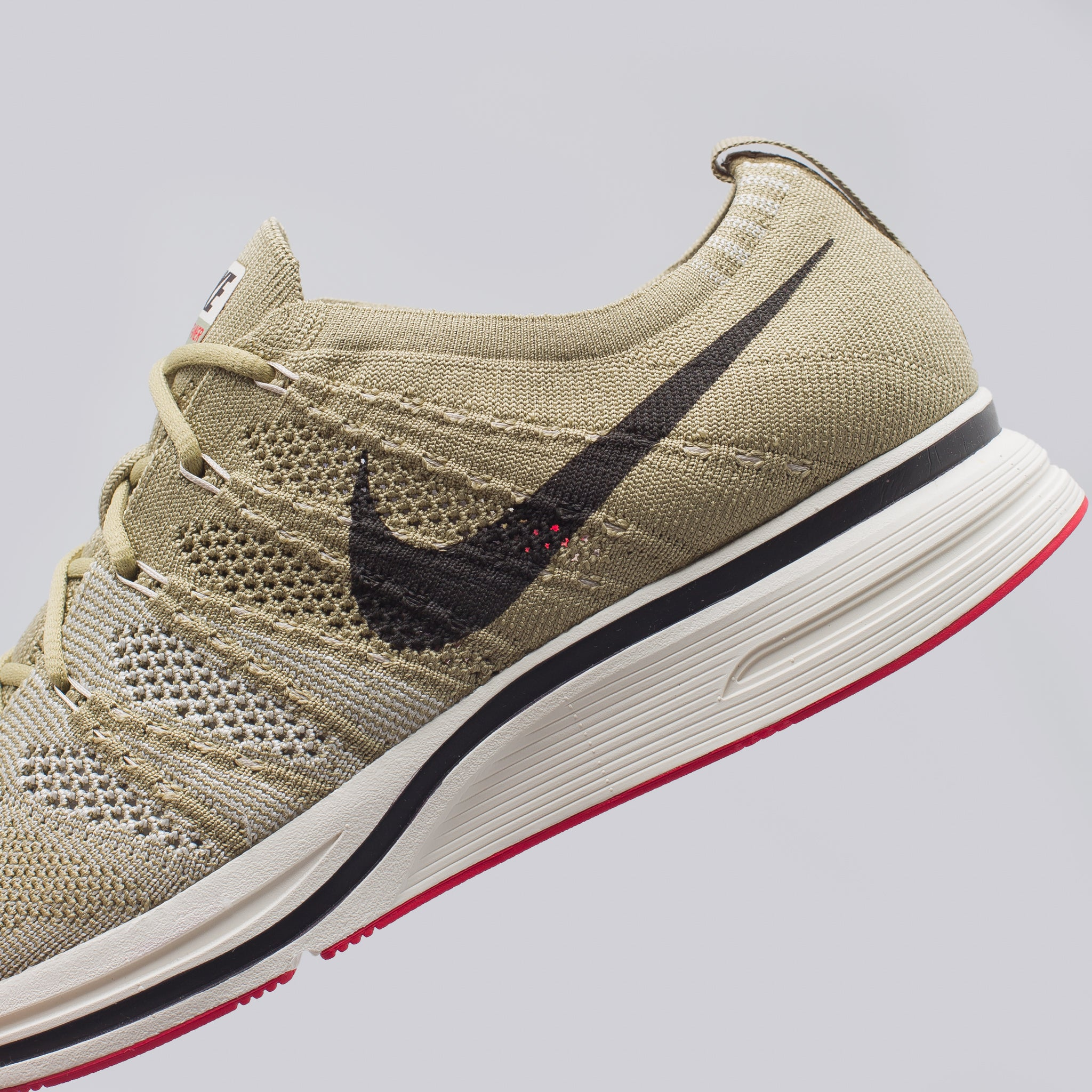 Flyknit Trainer in Olive/Brown