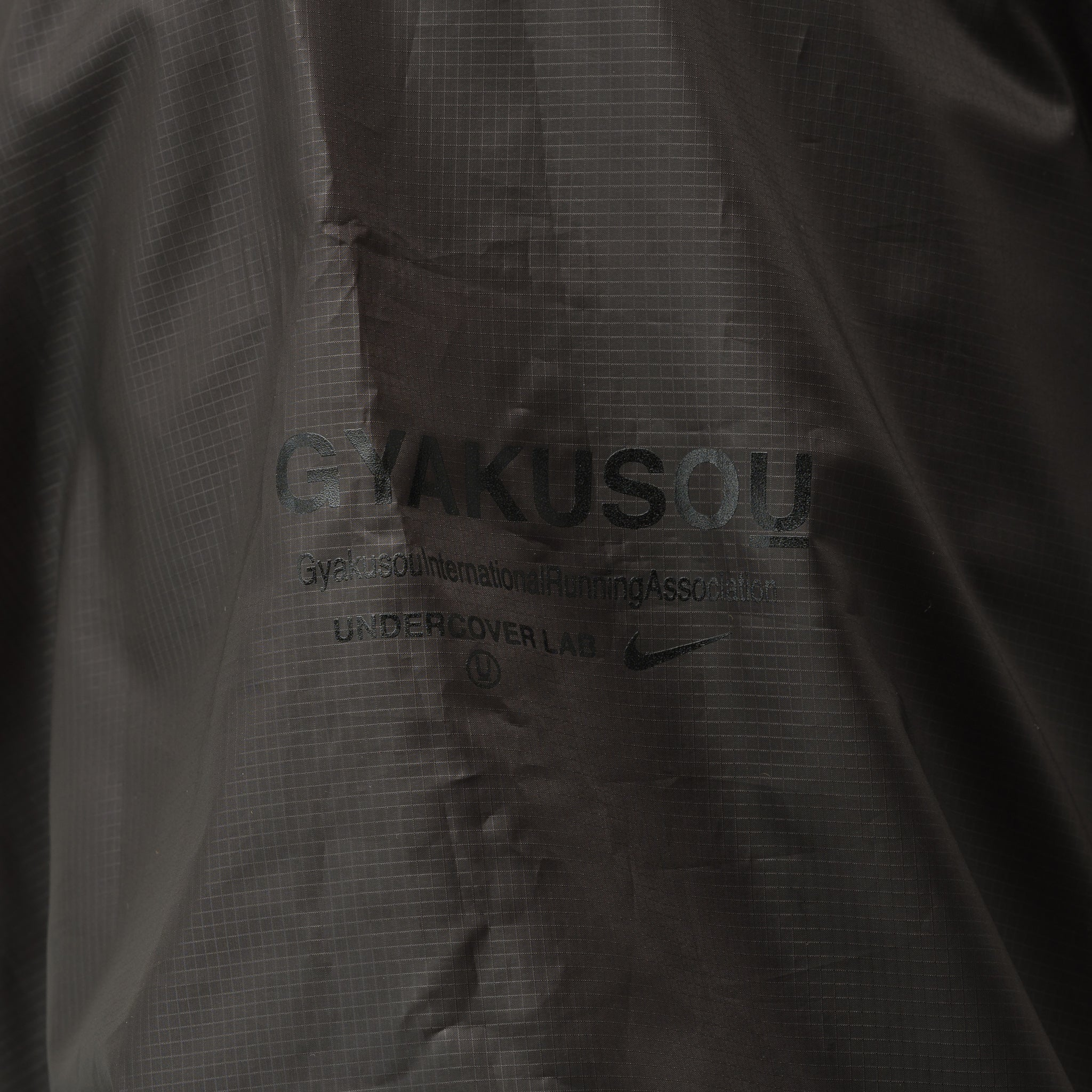 Gyakusou Transform Jacket in Midnight Fog