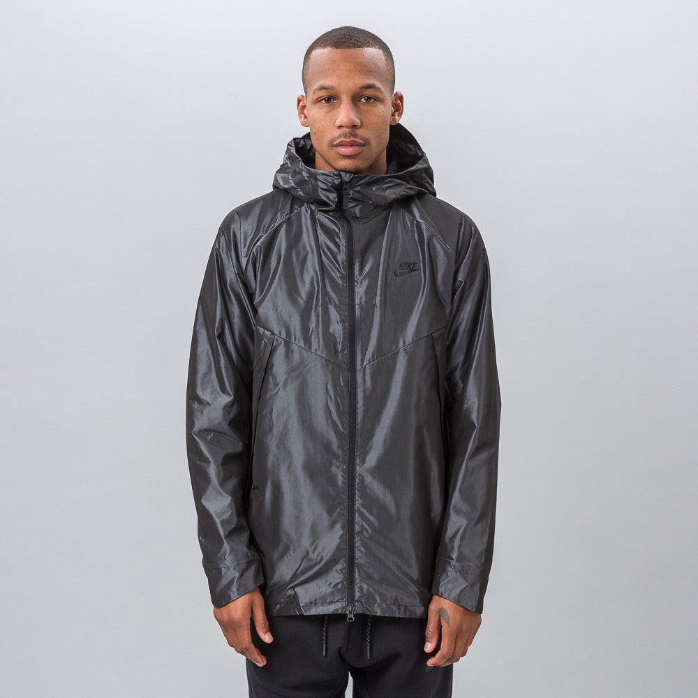 Nike Bonded Jacket in Grey 805112-043 1