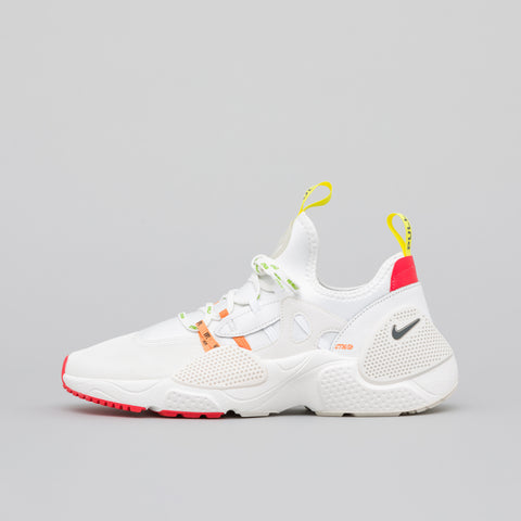 Nike x Heron Preston Huarache E.D.G.E. in Sail/Summit White - Notre
