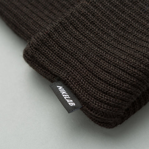 NikeLab Essentials Beanie in Black - Notre