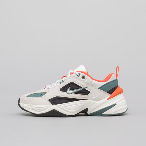 Nike M2K Tekno in Light Bone/Metallic Silver - Notre