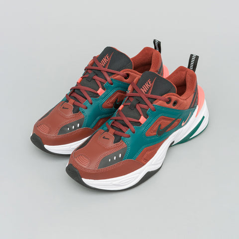 Nike M2K Tekno in Pueblo Brown/Rainforest - Notre