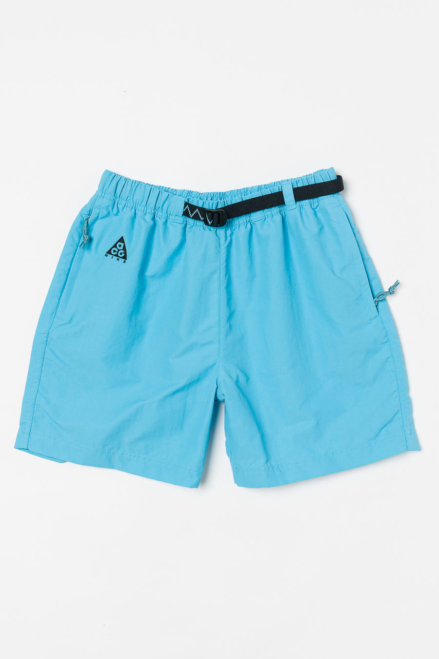 ACG Woven Shorts in Blue Gale
