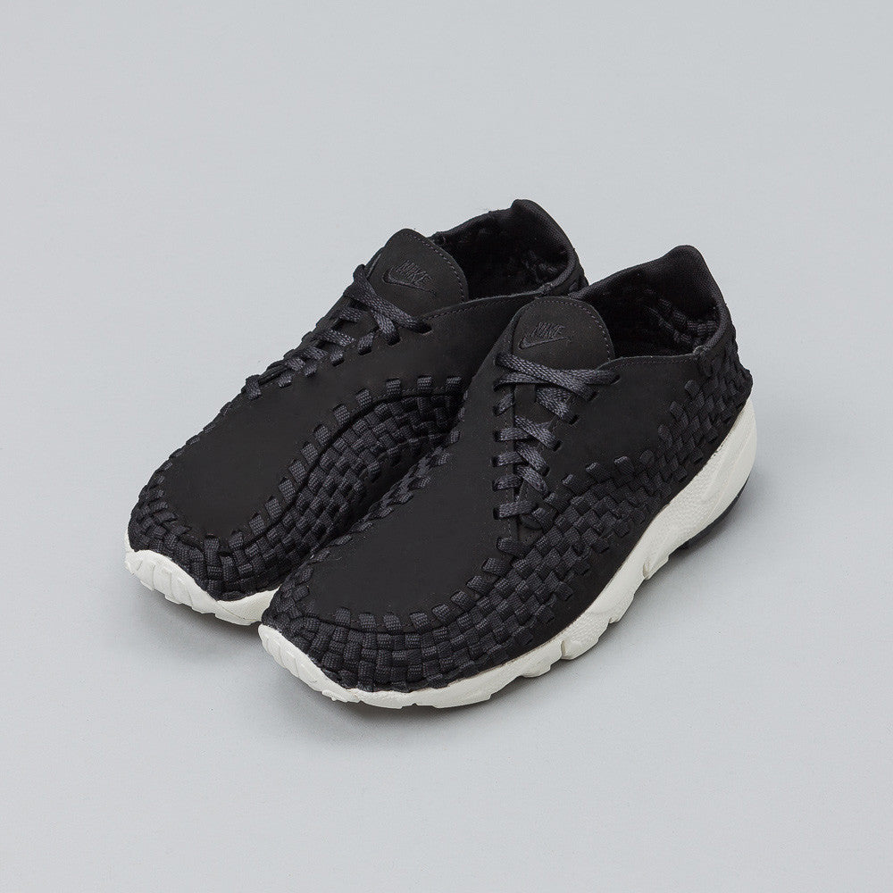 Nikelab Air Footscape Woven NM in Black 874892-001
